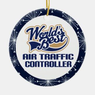 Air Traffic Controller Gift Ornament