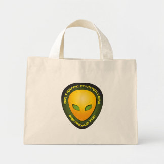 Air Traffic Controllers Are People Too Mini Tote Bag