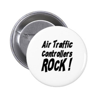 Air Traffic Controllers Rock! Button