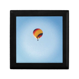 Air Travel Small Square Gift Box