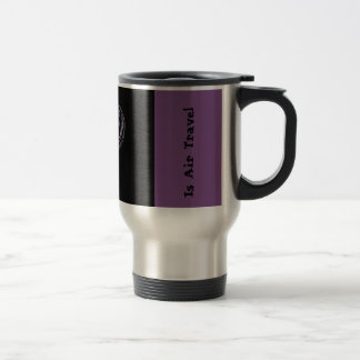 Air Travel Travel Mug