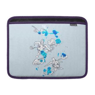 Air turtle MacBook sleeve