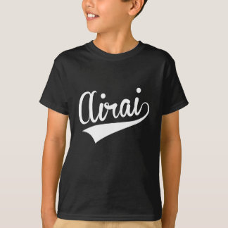 Airai, Retro, T-Shirt