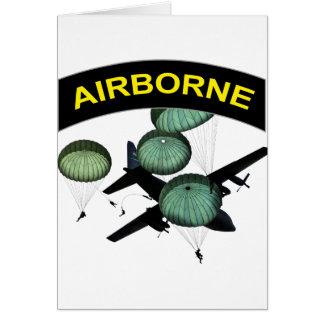 Airborne 2 card