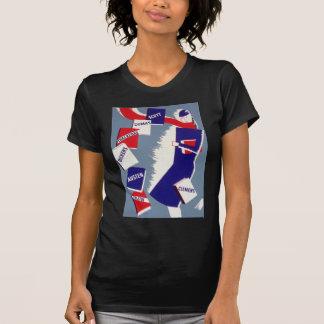 Airborne Literature Tee Shirts