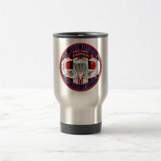 Airborne OEF Sapper Travel Mug