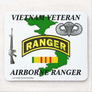 Airborne Ranger Vietnam Mousepad 1/w