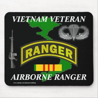 Airborne Ranger Vietnam Mousepad 2/b