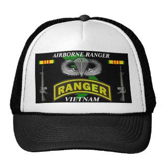 Airborne Ranger Vietnam Veteran Ball Caps Cap