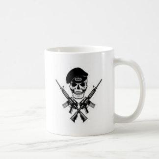 airborneskull coffee mug