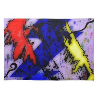 Airbrush Magic Placemat