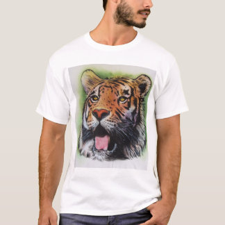 Airbrushed Tiger Shirt