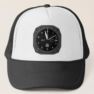 Aircraft Altimeter Trucker Hat