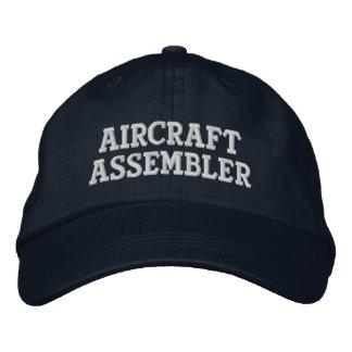Aircraft Assembler Embroidered Hat