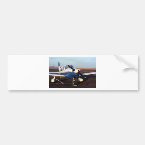 Aircraft at Page, Arizona, USA 10 Bumper Stickers