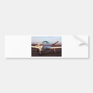 Aircraft at Page, Arizona, USA 12 Bumper Sticker