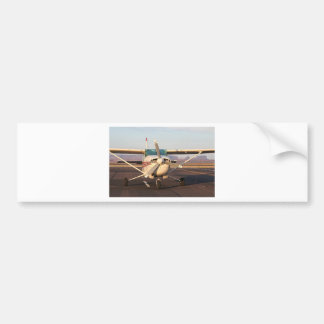 Aircraft at Page, Arizona, USA 2 Bumper Sticker
