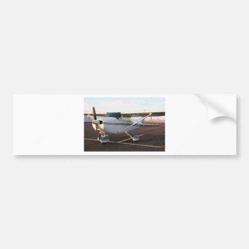 Aircraft at Page, Arizona, USA 5 Bumper Sticker