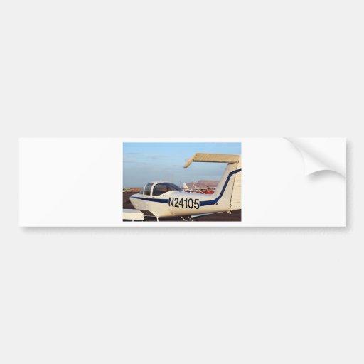 Aircraft at Page, Arizona, USA 6 Bumper Sticker