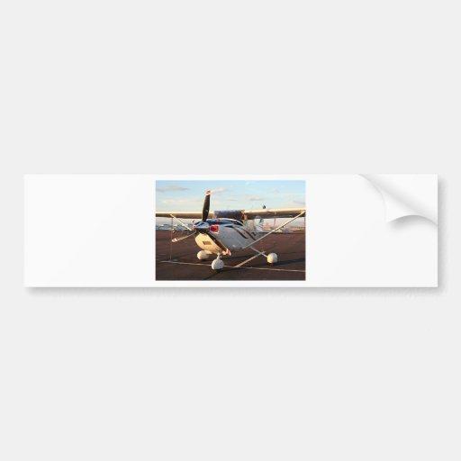 Aircraft at Page, Arizona, USA 9 Bumper Sticker