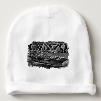 Aircraft carrier Carl Vinson Baby Hat Baby Beanie