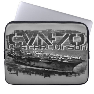 Aircraft carrier Carl Vinson Electronics Bag