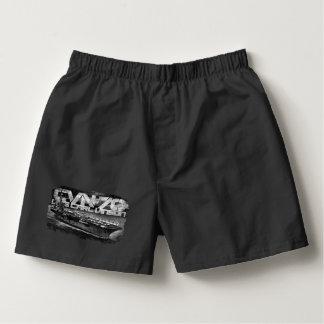 Aircraft carrier Carl Vinson Men's Undergarments Boxers
