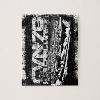 Aircraft carrier Carl Vinson Puzzle