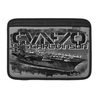 Aircraft carrier Carl Vinson Rickshaw Sleeve