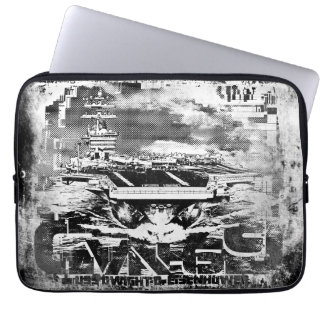 Aircraft carrier D.D.Eisenhower Electronics Bag