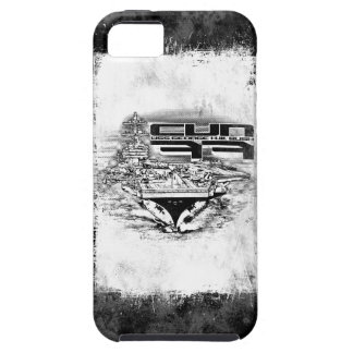 Aircraft carrier George H.W. Bush iPhone 5 Covers