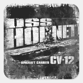 Aircraft carrier Hornet Sticker