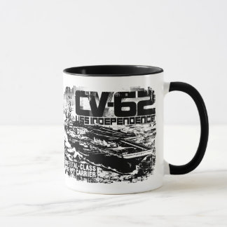 Aircraft carrier Independence Mug