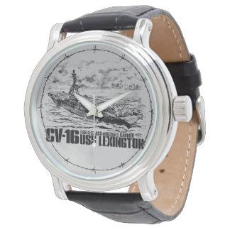 Aircraft carrier Lexington Ewatch watch