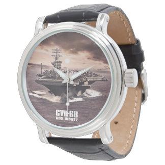 Aircraft carrier Nimitz Ewatch watch