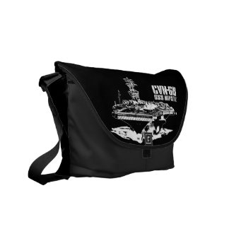 Aircraft carrier Nimitz Rickshaw messengerbag Commuter Bag