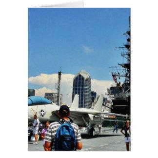 Aircraft Carrier Ship Cards
