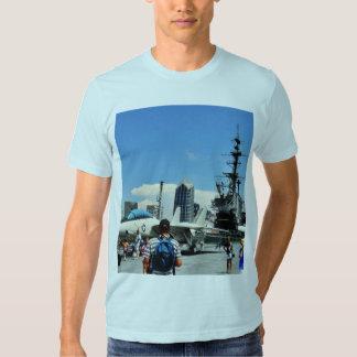 Aircraft Carrier Ship Shirt