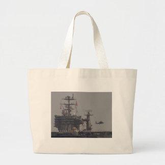 Aircraft Carriers Jumbo Tote Bag