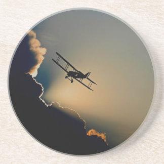 aircraft coaster