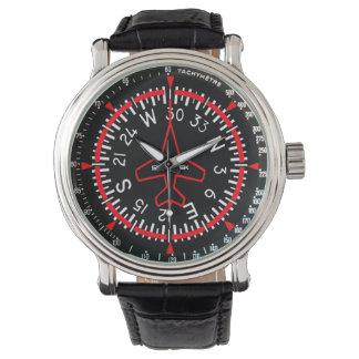 Aircraft Gyros Directional Watch