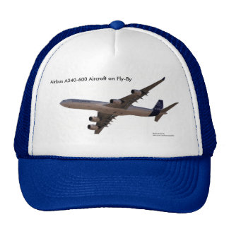 Aircraft Image for Trucker-Hat Cap