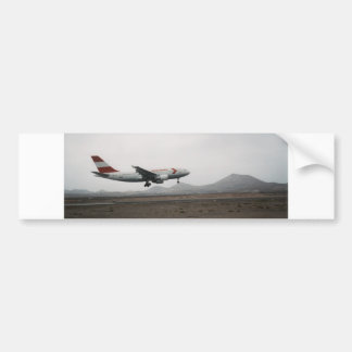 Aircraft Landing Bumper Stickers