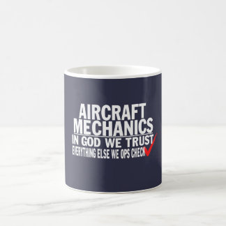 Aircraft Mechanics Coffee Mug
