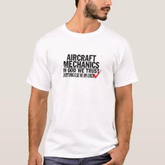 Aircraft Mechanics T-Shirt