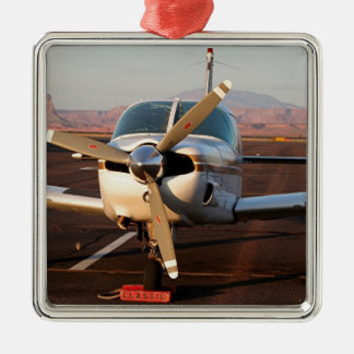 Aircraft, Page, Arizona, USA Metal Ornament