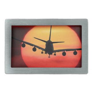 Aircraft Sun Belt Buckles