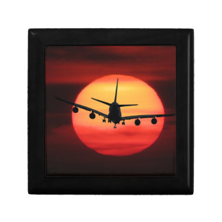 Aircraft Sun Gift Box