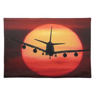 Aircraft Sun Placemat