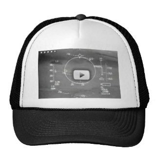 AIRCRAFT WEAPONS SYSTEMS CAMERA MESH HAT